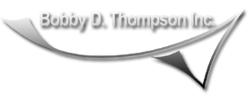 Bobby D. Thompson, Inc.
